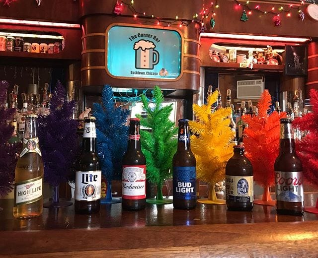 Image result for corner bar chicago